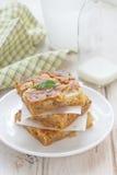 jabłczanego torta oleju oliwki mędrzec Fotografia Stock