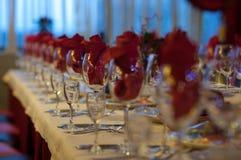 jabłczanej tło bankiet koszykowej winogron ogniska pomarańczowe sałatki owocowe soku tabele tartlets Fotografia Royalty Free