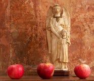Jabłczany anioł 01 Zdjęcie Stock