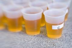 jabłczany inny sok coś Zdjęcia Royalty Free