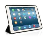 Jabłczany iPad powietrze 2 Zdjęcie Royalty Free