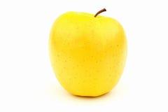 jabłczany kolor żółty Zdjęcia Royalty Free