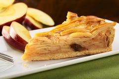 jabłczany kulebiak Zdjęcie Stock