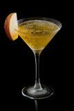 Jabłczany Martini Zdjęcie Stock