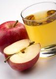 jabłczany sok Fotografia Royalty Free