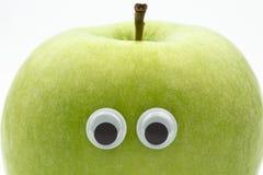 Jabłczany stawia czoło Obrazy Stock