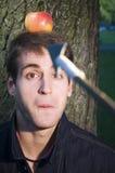 jabłczany strzałkowaty nowożytny do Obraz Stock