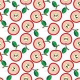 jabłczany tło Fotografia Stock