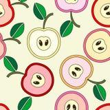 jabłczany tło Zdjęcie Royalty Free