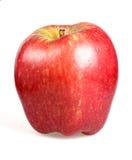 jabłczany tło smaku kwaśnego biel Obrazy Royalty Free