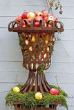 jabłek mais zdjęcia royalty free