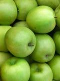 jabłek owoc zieleń Fotografia Royalty Free