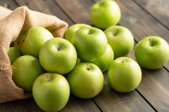 jabłka zdjęcie royalty free