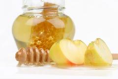 jabłka miodowi fotografia stock