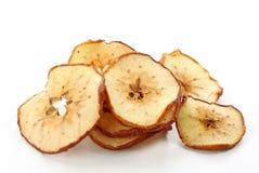jabłka suszący zdjęcia royalty free
