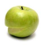 jabłka uśmiecha się fotografia royalty free