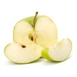 jabłka up zamknięty obrazy stock