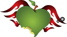 jabłko święty Obraz Stock
