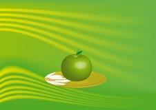 jabłko świeży Zdjęcie Stock