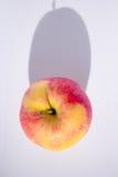 jabłko cień s Zdjęcia Royalty Free