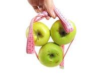 jabłko taśma Zdjęcie Royalty Free