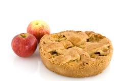 jabłko wymyślnego ciasta zdjęcia stock