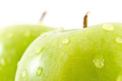 jabłko zieleń Fotografia Stock