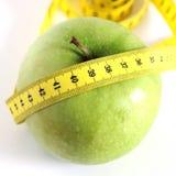 jabłko - zieleń Fotografia Royalty Free