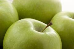 jabłko zieleń Fotografia Royalty Free
