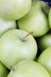 jabłko zieleń Obrazy Stock