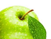 jabłko - zieleń Fotografia Stock