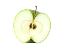jabłko - zieleń Obraz Stock