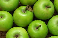 jabłko zieleń Obraz Royalty Free