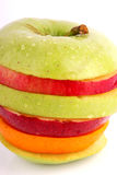 jabłczana mieszanka Zdjęcie Stock