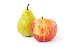 jabłczana pear Fotografia Royalty Free