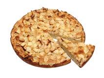jabłczanego kulebiaka cukierki Zdjęcia Royalty Free