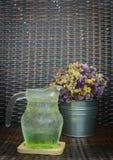 Jabłczanego soku soda Zdjęcie Royalty Free