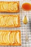 Jabłczani ciasta Obrazy Royalty Free