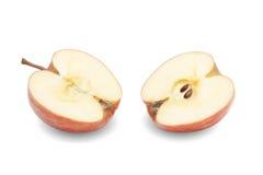 jabłczani plasterki obrazy royalty free