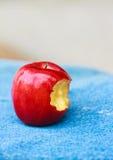 jabłczany cajg Zdjęcie Stock