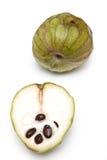 jabłczany custard Obraz Royalty Free