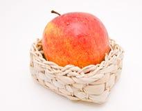 jabłczany czerwony smakowity Obrazy Stock