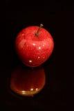 jabłczany granit zdjęcia stock