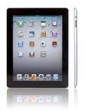 Jabłczany iPad 3 Obraz Royalty Free