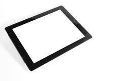 Jabłczany iPad Obraz Stock