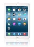 Jabłczany iPad powietrze 2 Zdjęcie Stock