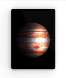 Jabłczany iPad Pro Fotografia Royalty Free