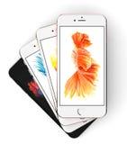 Jabłczany iPad Pro Obraz Stock