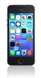 Jabłczany iphone 5s Zdjęcia Stock