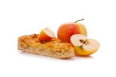 jabłczany kulebiak Obraz Stock